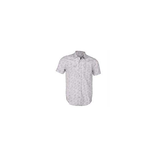 Peter Werth Blue Printed Shirt