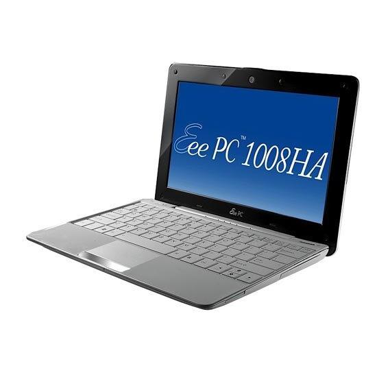 Asus Eee PC 1008HA SeaShell (Netbook)