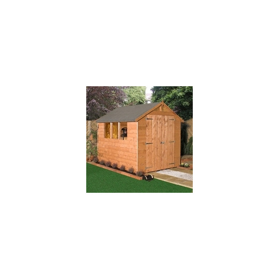 Rufford 10x6 Deluxe Apex Shed