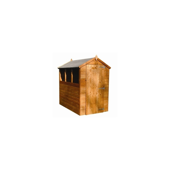 Cheshire 6x4 Shiplap OSB Apex Shed