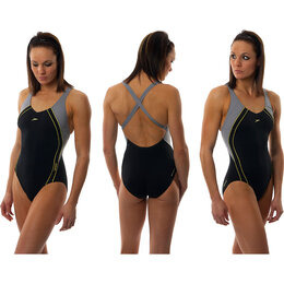 Speedo Swym Element 1Piece Xback Reviews