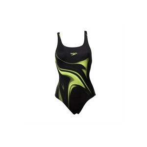 Photo of Speedo Synew Placeprint Powerback Swimwear