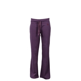 Calmia Cotton/Lycra Trackpant - Plum Reviews