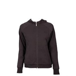 Calmia Cotton/Lycra Cowl Hood Jacket - Black Reviews
