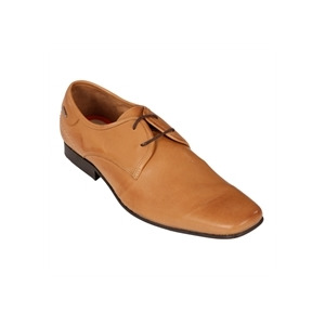 Photo of Full Circle Ewan Shoes - Tan Shoes Man