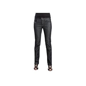 Photo of Diesel Brucke Straight Leg Indigo Wash Jeans Jeans Woman