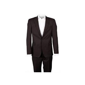 Photo of Ben Sherman Brown Single Breasted 1 Button Suit Jackets Man
