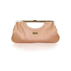 Photo of Suzy Smith Clutch Bag - Pink Handbag