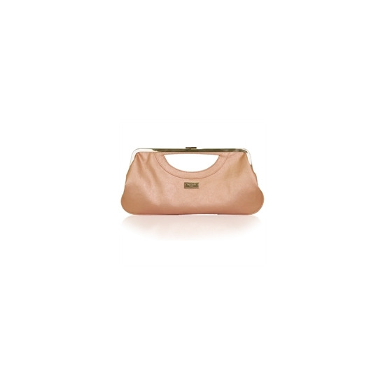 Suzy Smith Clutch Bag - Pink