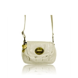 Suzy Smith Small X Body Bag White Reviews