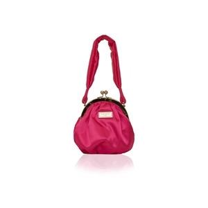 Photo of Suzy Smith Small Frame Bag Hot Pink Handbag