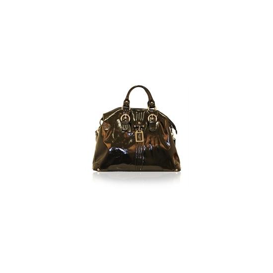 Suzy Smith Large Multi Handle Bag Black