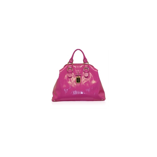 Suzy Smith Large Multi Handle Bag Pink