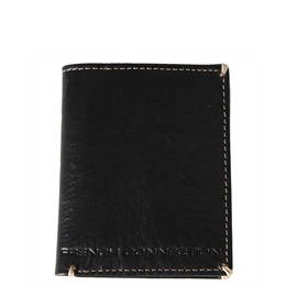 French Connection Black Contrast Stitch Wallet Reviews