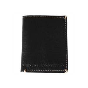 Photo of French Connection Black Contrast Stitch Wallet Handbag