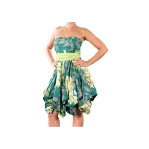Photo of Eucalyptus Joanna Floral Dress - Green Dress