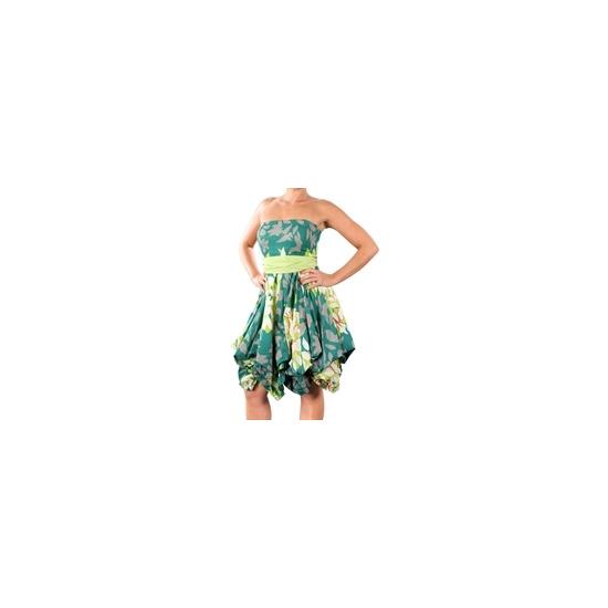 Eucalyptus Joanna floral dress - green