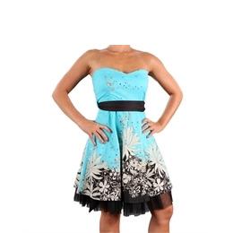 Eucalyptus Rita Floral Dress - Blue Reviews
