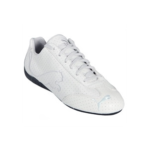 Photo of Puma Speed Cat Perf Trainers - White Trainers Man