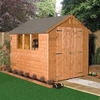 Photo of Rufford 8X6 Deluxe Apex Shed Shed