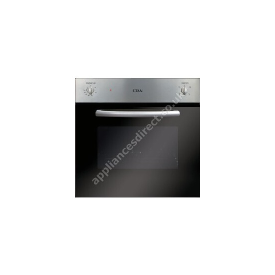 CDA Four Function Single Oven