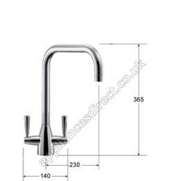 Franke Eiger U-spout Tap Reviews