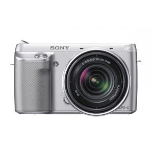 Photo of Sony Alpha NEX-F3 With 18-55 Lens Digital Camera