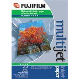 Fujifilm A4 Inkjet Premium Gloss Paper (40 Sheets) Reviews