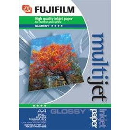 Fujifilm A4 Inkjet Premium Gloss Paper (40 Sheets) Reviews