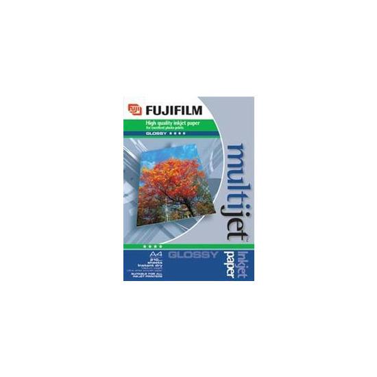 Fujifilm A4 Inkjet Premium Gloss Paper (40 Sheets)