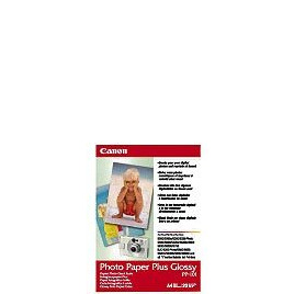 Canon Photo Paper Plus Glossy A4 20 Sheets Reviews