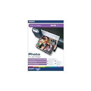 Photo of Jessops INKJET Paper Photo A4 Matt Heavy Weight 50 Printer Accessory