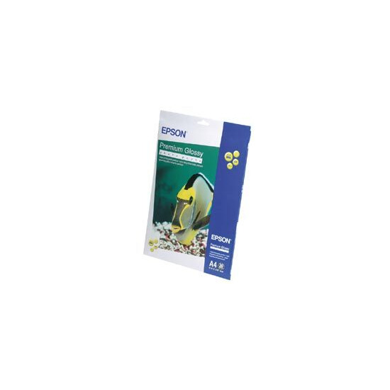 Epson 10x15cm Premium Glossy Photo Paper 20 Sheets