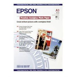 A3 Premium Photo Paper SEMI-GLOSS (20 Sheets) Reviews