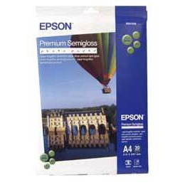 Epson A4 Premium Photo Paper SEMI-GLOSS (Bonus 40 Sheets Pack) Reviews