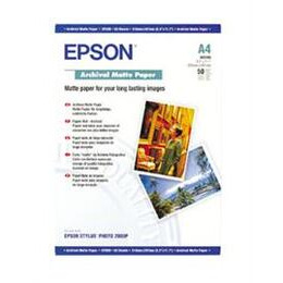 Epson A4 Archival Matte Paper (50 Sheets) Reviews