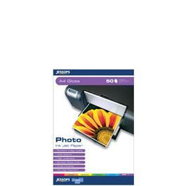 Jessops Photo Inkjet Paper A4 Glossy Pack Of 50 Reviews