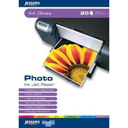 Jessops Photo Inkjet Paper A4 Glossy Pack Of 20 Reviews