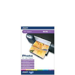 Jessops Photo INKJET Paper A4 Satin Pack Of 50 Reviews