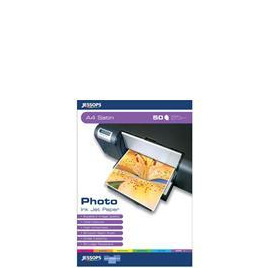 Jessops Photo INKJET Paper A4 Satin Pack Of 50 Reviews