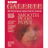 Photo of Ilford A4 Smooth Pearl INKJET Paper Pack Of 25 Printer Accessory
