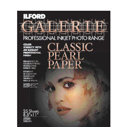 Ilford A4 Classic Pearl Inkjet Paper Pack Of 25 Reviews