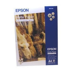 Photo of Epson A4 Heavyweight Matte Paper 50 Sheets Printer Paper