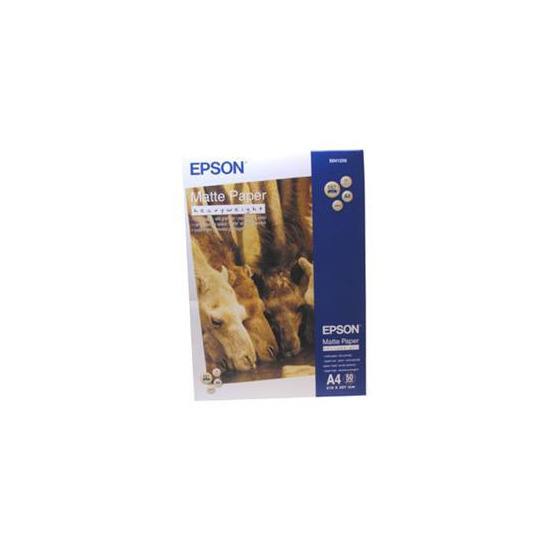 Epson A4 Heavyweight Matte Paper 50 Sheets