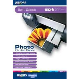 Jessops Photo Inkjet Paper 6 X 4 Inch Gloss Pack Of 50 Reviews
