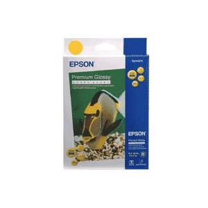 Photo of Epson 5X7IN Premium Glossy Paper 100 Sheets Photo Paper