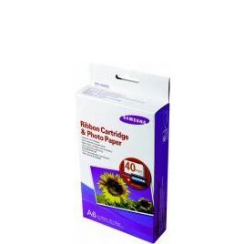 Samsung Paper 4x6 Inch 40 Sheets Print Ribbon Reviews