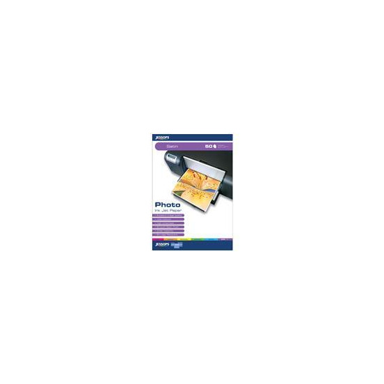 Inkjet Photo Paper 6x4in Satin (Pack Of 50)