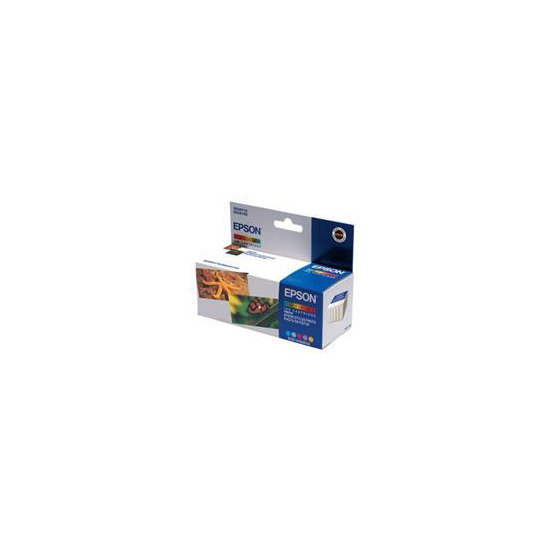 Epson 5 Colour Cartridge For Stylus Photo 700 Ex 750