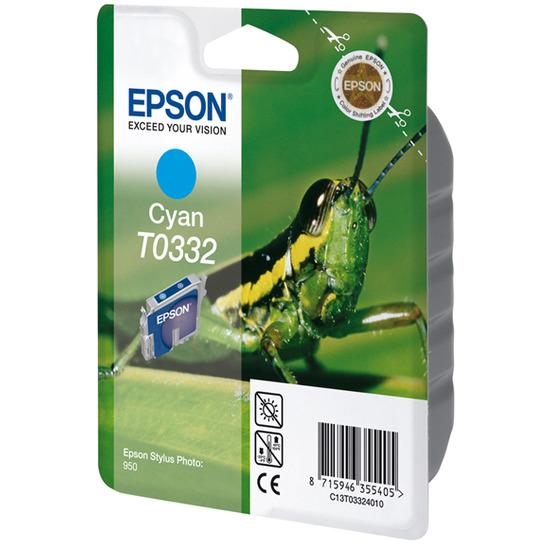 Epson Cyan Ink Cartridge For Stylus Photo 950